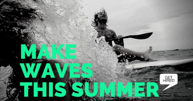 MAKEWAVESTHIS SUMMER